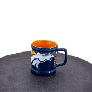Denver Broncos Vintage Coffee Mug